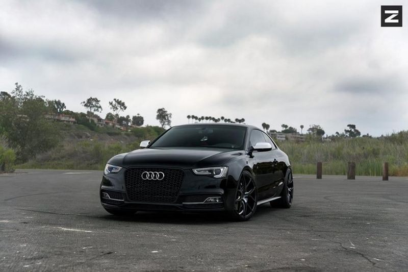 Audi A5 S5 Coupe 20 Zoll Zito ZS05 Wheels Tuning (13)