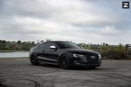 Audi A5 S5 Coupe 20 Zoll Zito ZS05 Wheels Tuning 4 190x127 Schlicht & Schwarz! Audi A5 S5 Coupe auf Zito ZS05 Wheels