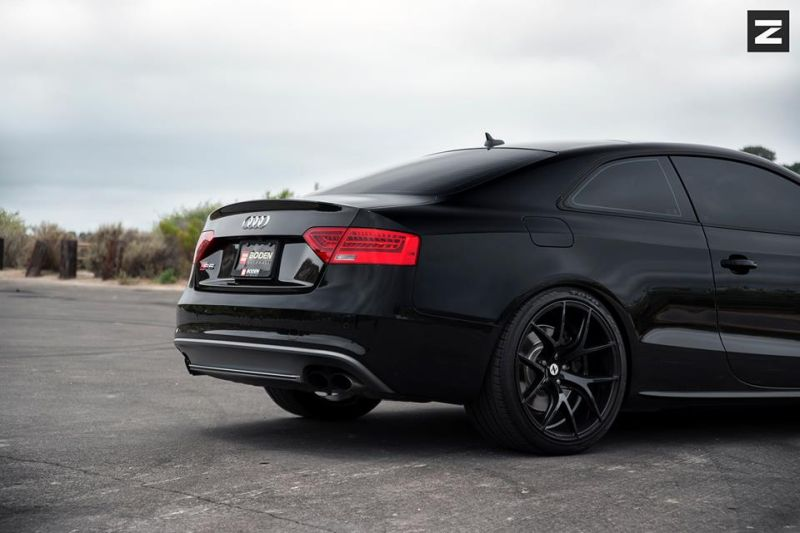 Audi A5 S5 Coupe 20 Zoll Zito ZS05 Wheels Tuning (9)