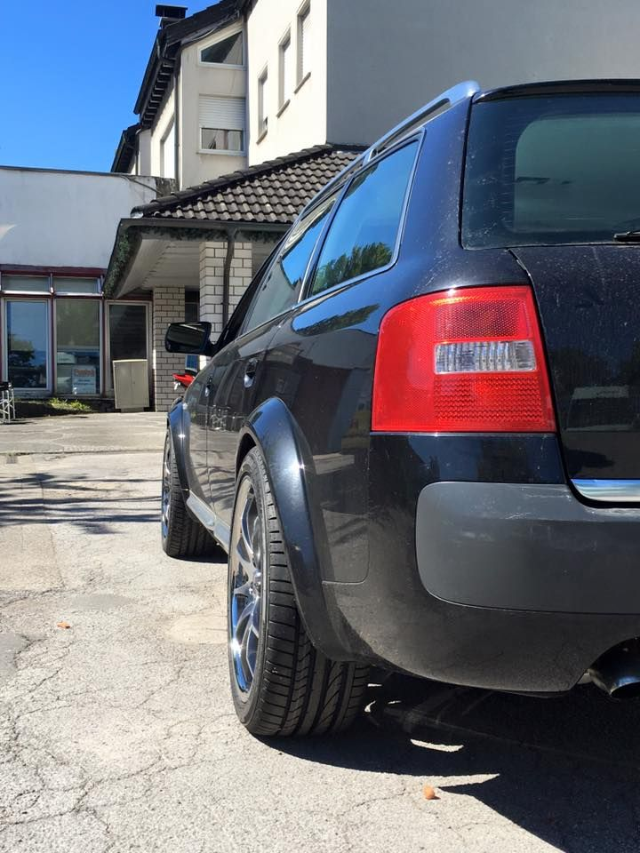 Audi A6 4B Allroad Tomason TN8 Tuning 3 Up to Date   Audi A6 4B Allroad auf Tomason TN8 Alu's