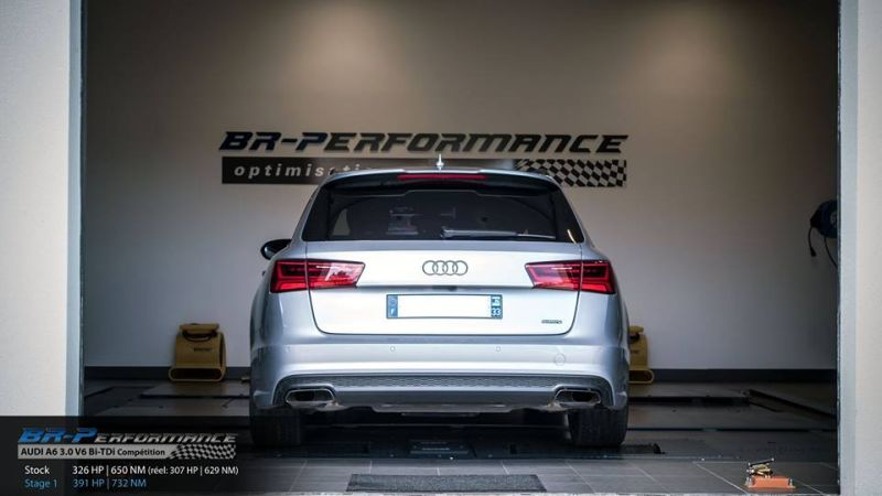 Audi A6 4G 3.0 V6 Bi TDi Competition Chiptuning 391PS 732NM 3 Audi A6 4G 3.0 V6 Bi TDi Competition mit 391PS & 732NM