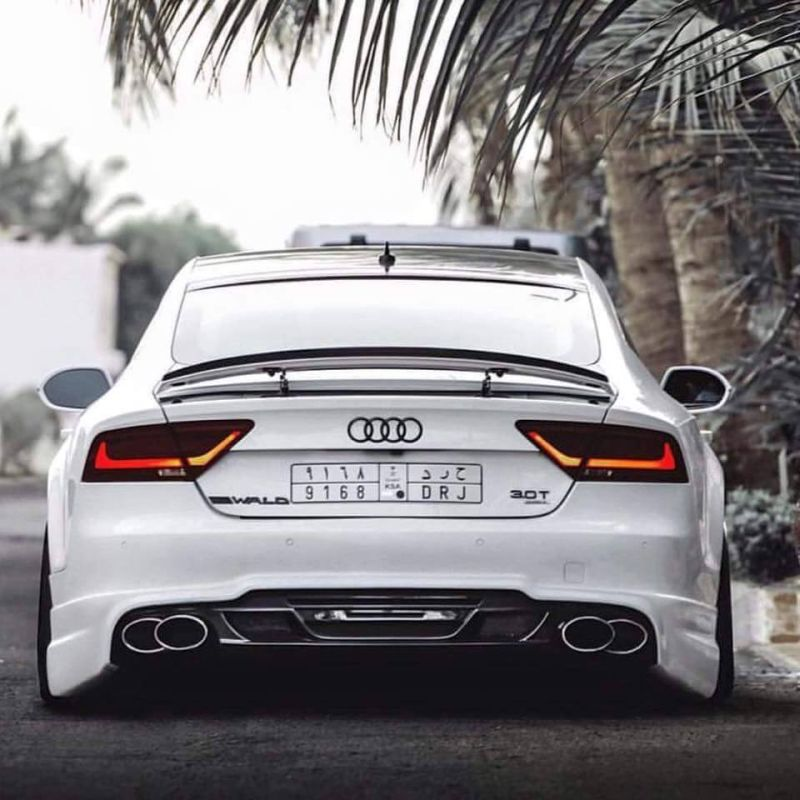 Audi A7 Sportback Wald Internationale tuning Bodykit 2 Wald Internationale Audi A7 Sportback by tuningblog.eu