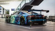 Audi R8 LMS Distributor Rutronik Art Car Tuning 2016 4 190x109 Fotostory: 2016er Audi R8 LMS Art Car mit 585PS & 550NM
