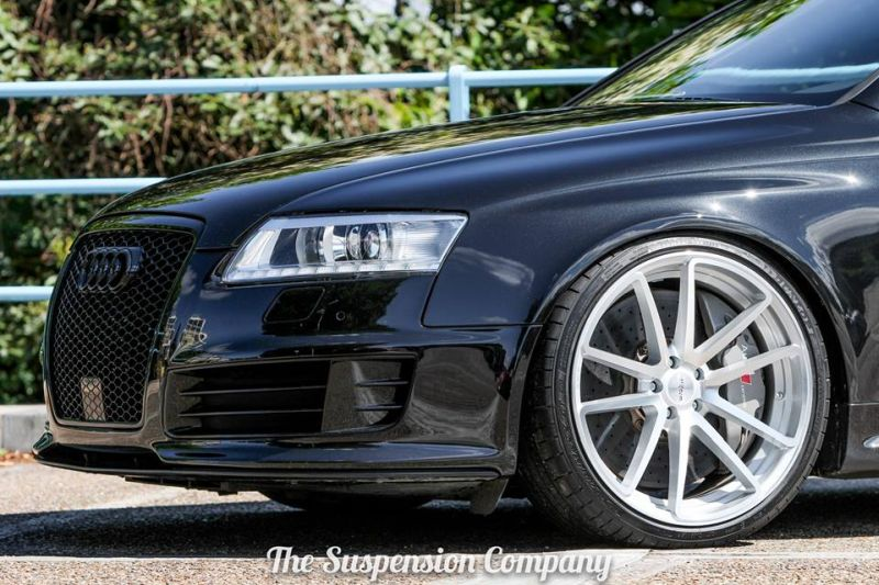 fotostory audi rs6 4f auf rotiform gepfeffert fahrwerk. Black Bedroom Furniture Sets. Home Design Ideas