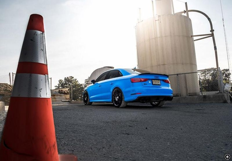 Audi S3 Limo HRE RS103 Alufelgen Tuning Need 4 Speed Motorsports 4 TOP   Audi S3 Limo auf HRE RS103 Alu's by Need 4 Speed Motorsports