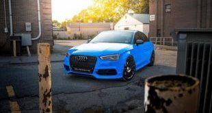 Audi S3 Limo HRE RS103 Alufelgen Tuning Need 4 Speed Motorsports 6 1 e1471061615766 310x165 Widebody APR Audi S3r Limousine auf Forgestar Felgen