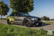 BMW 1M E82 Satin Matt yellow Folierung mtchbx 1 190x127 Richtig schick   BMW 1M E82 Coupe in Satin Matt by Schwabenfolia