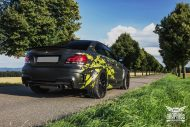BMW 1M E82 Satin Matt yellow Folierung mtchbx 4 190x127 Richtig schick   BMW 1M E82 Coupe in Satin Matt by Schwabenfolia