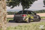 BMW 1M E82 Satin Matt yellow Folierung mtchbx 6 190x127 Richtig schick   BMW 1M E82 Coupe in Satin Matt by Schwabenfolia