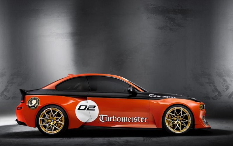 BMW 2002 Hommage Turbomeister (2021) Tuning