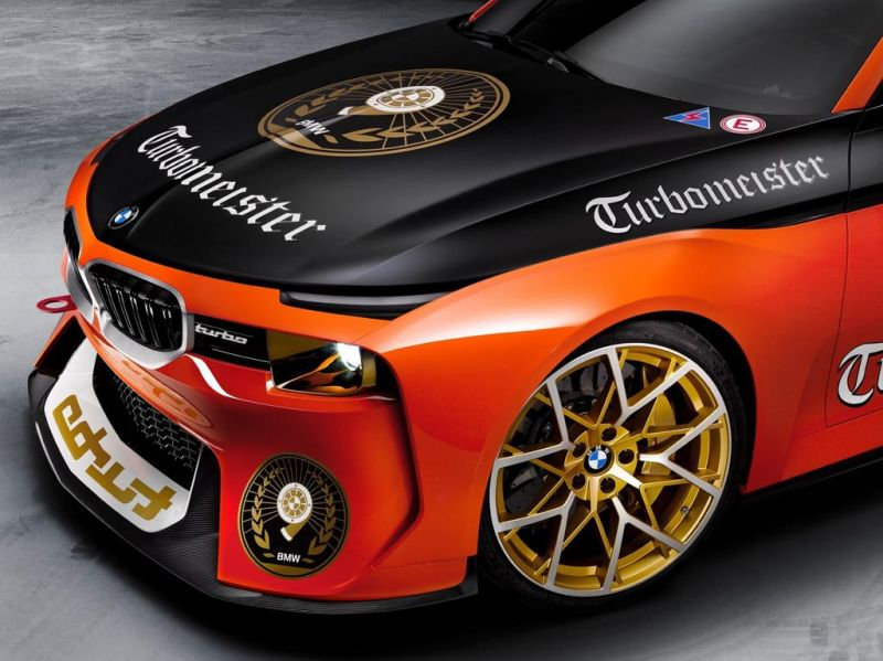 BMW 2002 Hommage Turbomeister (2022) Tuning