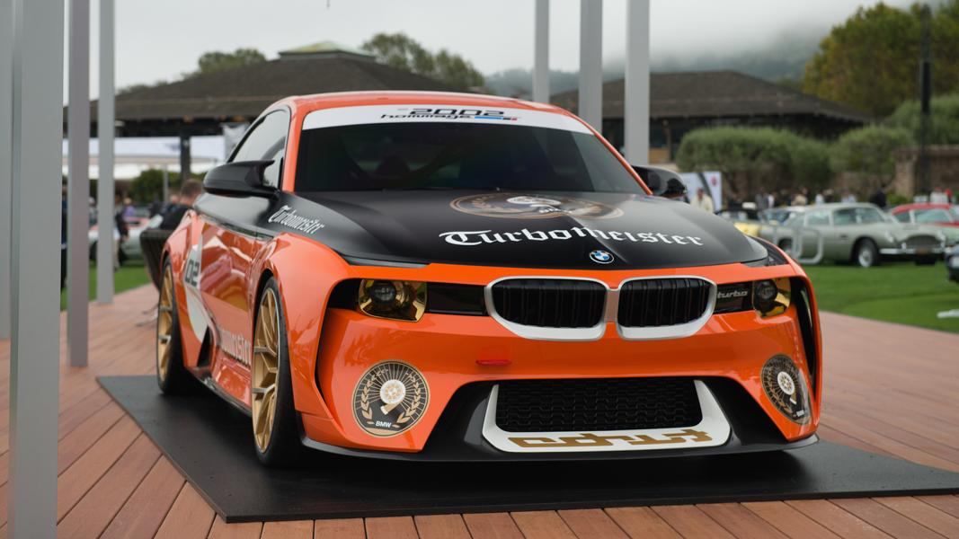 BMW 2002 Hommage Turbomeister 5 Pebble Beach   BMW 2002 Hommage Turbomeister (2016)