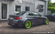 BMW 2ER F22 Tuning Prior Design PD2XX Widebody Kit 3 190x117 BMW 2ER (F22) mit Prior Design PD2XX Widebody Kit