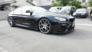 BMW 6er Gran Coup%C3%A9 F06 F12 mit Black Bison Bodykit Tuning Wald Internationale 8 190x107 BMW 6er Gran Coupé mit Black Bison Bodykit von Wald Internationale