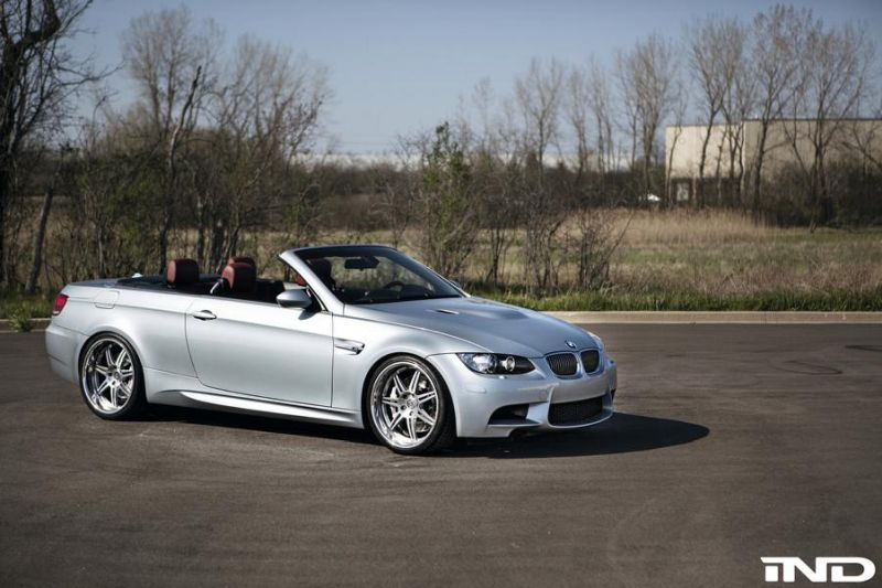 BMW E92 M3 IND Distribution HRE Performance Wheels tuning 20 Zoll (6)