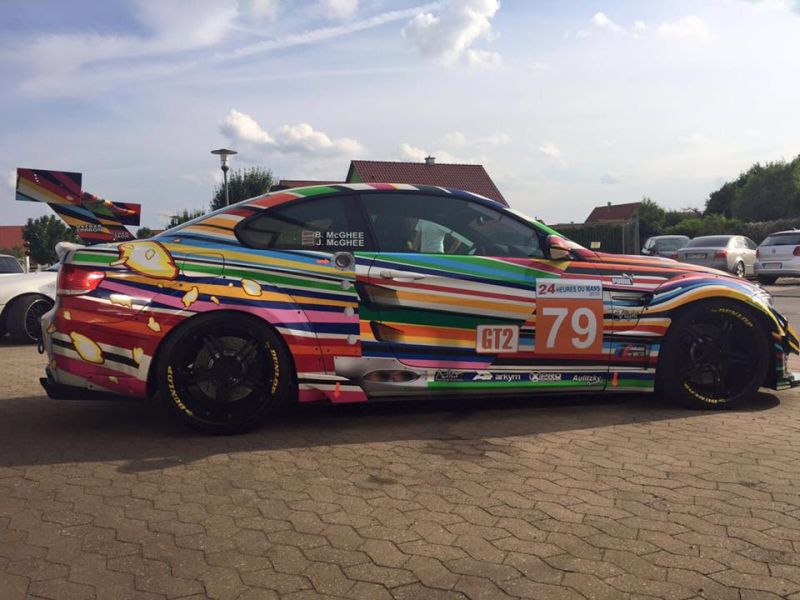 BMW E92 M3 Widebody Coupe  Aulitzky (11)