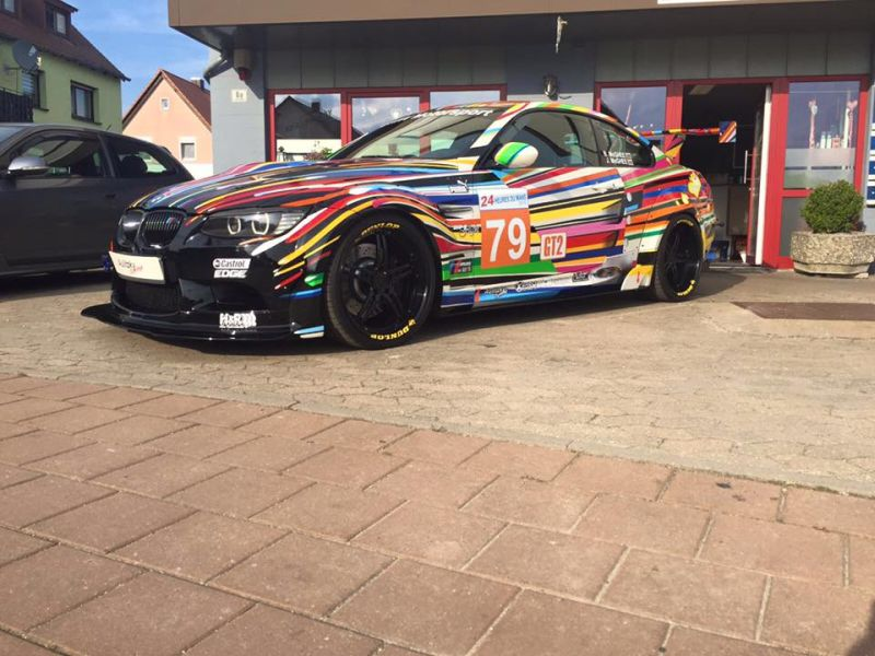 BMW E92 M3 Widebody Coupe  Aulitzky (5)