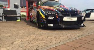 BMW E92 M3 Widebody Coupe Aulitzky 6 1 e1471952407976 310x165 Fotostory: BMW E92 M3 Widebody Coupe mit ArtCar Style