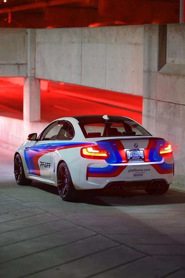 BMW M Performance  Carbon Parts Tuning BMW M2 F87 Coupe (2)