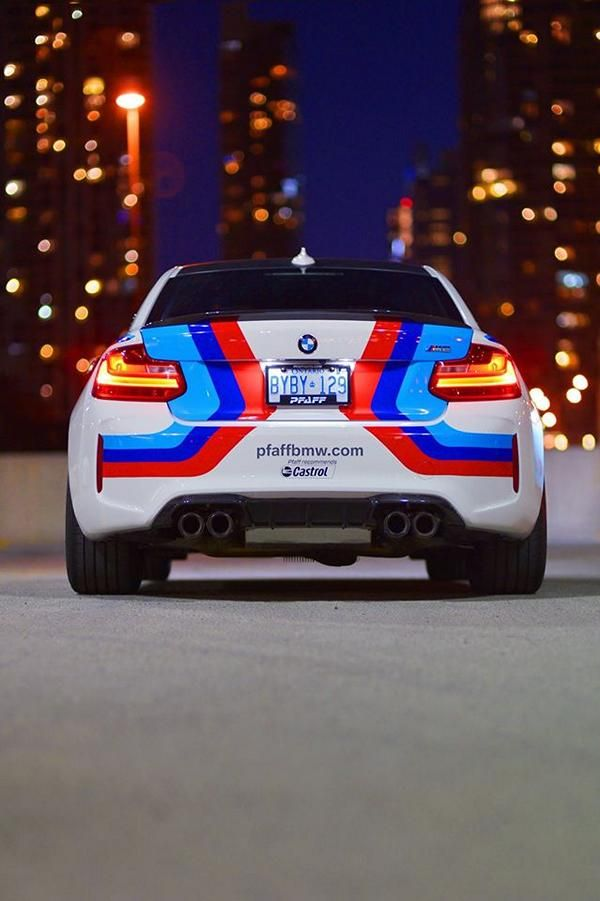 BMW M Performance  Carbon Parts Tuning BMW M2 F87 Coupe (6)