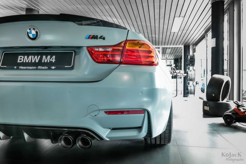 BMW M4 F82 Coupe AC Schnitzer Tuning 1 Fotostory: BMW M4 F82 Coupe mit 510PS by AC Schnitzer