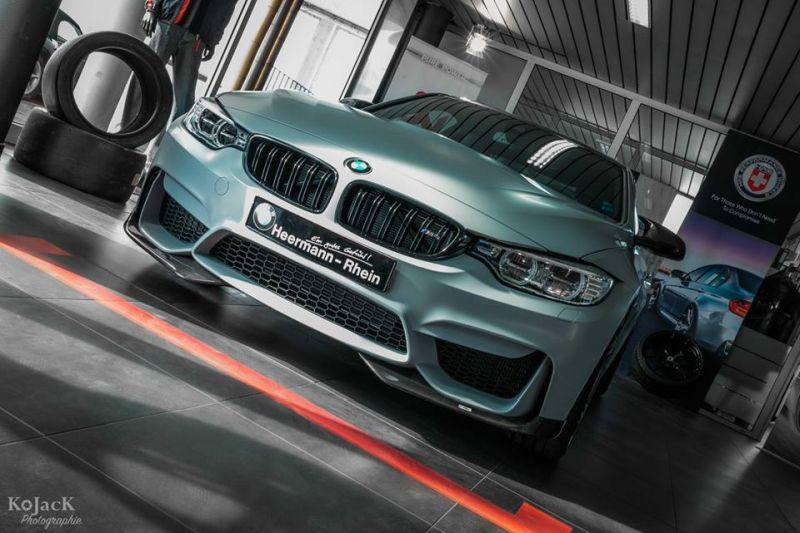 BMW M4 F82 Coupe  AC Schnitzer Tuning (2)