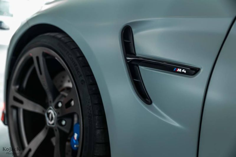 BMW M4 F82 Coupe  AC Schnitzer Tuning (6)