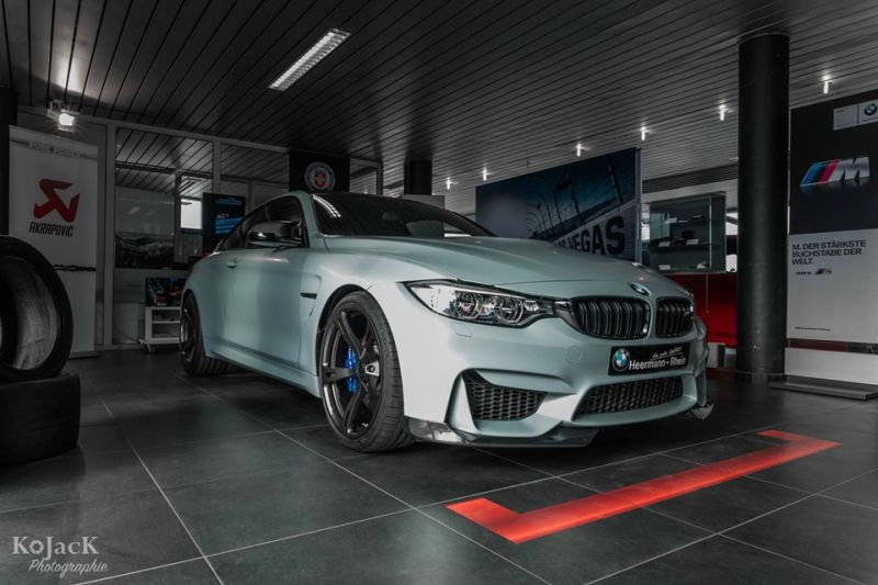 BMW M4 F82 Coupe  AC Schnitzer Tuning (8)