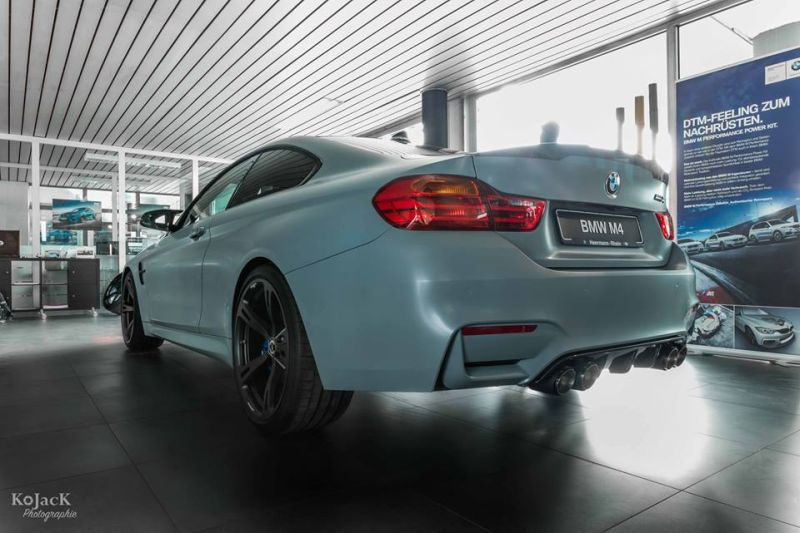 BMW M4 F82 Coupe  AC Schnitzer Tuning (9)