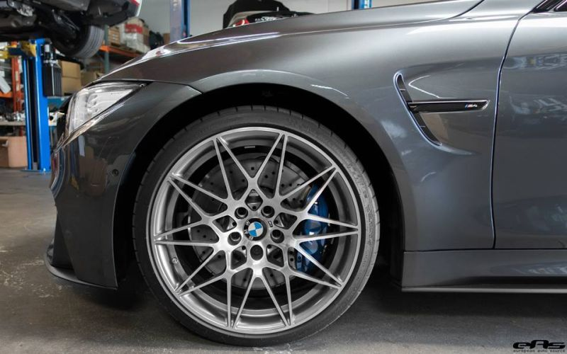 BMW M4 F82 Coupe Competition Package Tuning EAS Mineralgrau (12)