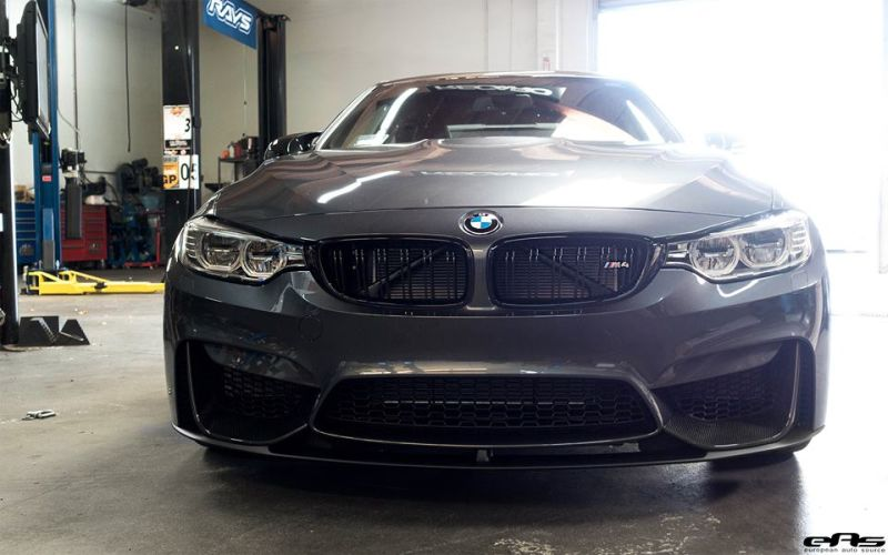BMW M4 F82 Coupe Competition Package Tuning EAS Mineralgrau (13)