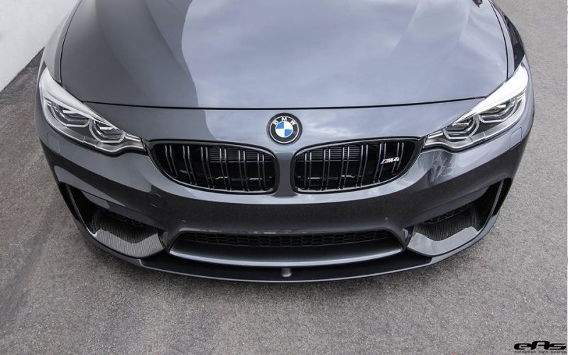 BMW M4 F82 Coupe Competition Package Tuning EAS Mineralgrau (5)