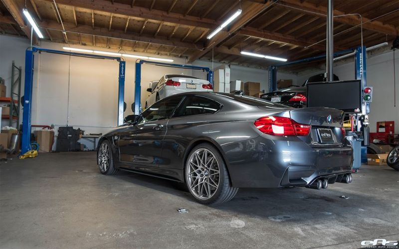 BMW M4 F82 Coupe Competition Package Tuning EAS Mineralgrau (9)