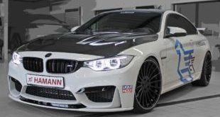 BMW M4 F82 Coupe Hamann Motorsport Edition Velden 2016 Tuning 1 1 e1471666347633 310x165 Video & Foto: BMW M4 F82 Coupe   Hamann Motorsport Edition