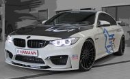 BMW M4 F82 Coupe Hamann Motorsport Edition Velden 2016 Tuning 1 190x116 Video & Foto: BMW M4 F82 Coupe   Hamann Motorsport Edition