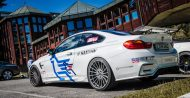 BMW M4 F82 Coupe Hamann Motorsport Edition Velden 2016 Tuning 5 190x98 Video & Foto: BMW M4 F82 Coupe   Hamann Motorsport Edition
