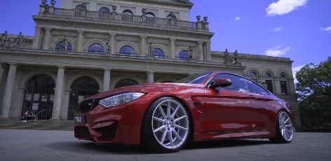 BMW M4 F82 Coupe Tunig Yido Performance Wheels YP1 Talia Video: BMW M4 F82 Coupe auf Yido Performance Wheels YP1 Talia