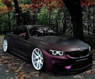 Bmw M4 F82 Coupe Auf Z Performance Wheels By Tuningblog Eu