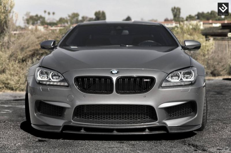 BMW M6 F13 mit ENLAES EGT6 Bodykit Tuning 3 Rendering: Widebody Kit am BMW M6 F12 Coupe by tuningblog.eu