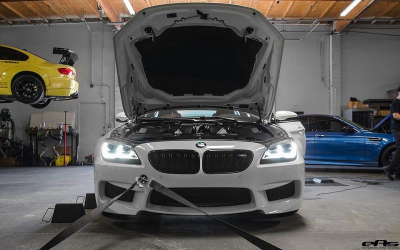 BMW M6 Gran Coupe F13 Chiptuning EAS (2)