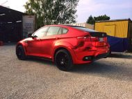 BMW X6 E71 Widebody Prior Hamann Tuning 2 190x143 Fett   BMW X6 E71 Widebody Umbau by FL Exclusive Carstyling