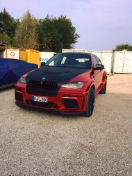 BMW X6 E71 Widebody Prior Hamann Tuning 3 190x253 Fett   BMW X6 E71 Widebody Umbau by FL Exclusive Carstyling