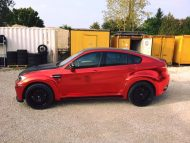 BMW X6 E71 Widebody Prior Hamann Tuning 5 190x143 Fett   BMW X6 E71 Widebody Umbau by FL Exclusive Carstyling