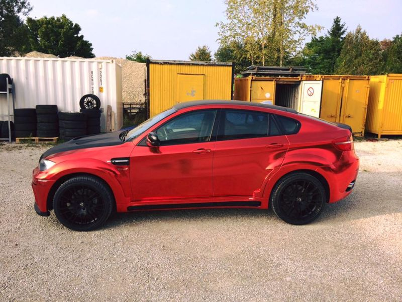 BMW X6 E71 Widebody Prior Hamann Tuning (5)