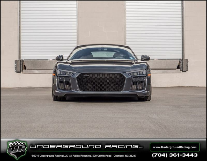 Biturbo Underground Racing Audi R8 V10 Plus 4S 2017 Tuning 1 Extrem   1.250PS am Rad im Underground Racing Audi R8 V10 Plus