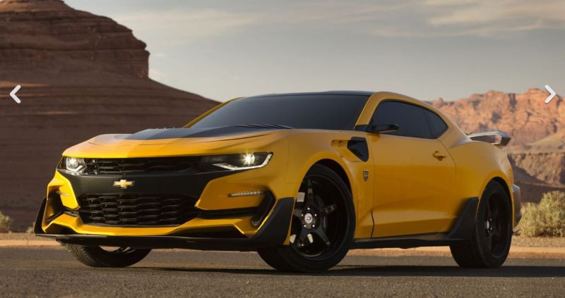 Bumblebee - Transformers 5 The Last Knight Tuning (2)
