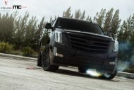 Cadillac Escalade Tuning 24 Zoll VM43 Tuning MC Customs 5 190x127 Monster   Schwarzer Cadillac Escalade auf 24 Zoll by MC Customs