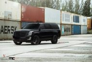Cadillac Escalade Tuning 24 Zoll VM43 Tuning MC Customs 9 190x127 Monster   Schwarzer Cadillac Escalade auf 24 Zoll by MC Customs