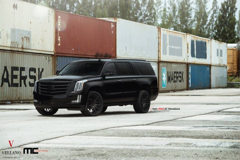 Cadillac Escalade Tuning 24 Zoll VM43 Tuning MC Customs (9)