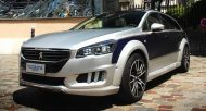 Castagna Milano Peugeot 508 RXH Tuning 2016 1 190x102 Fotostory: Castagna Milano   edler Peugeot 508 RXH